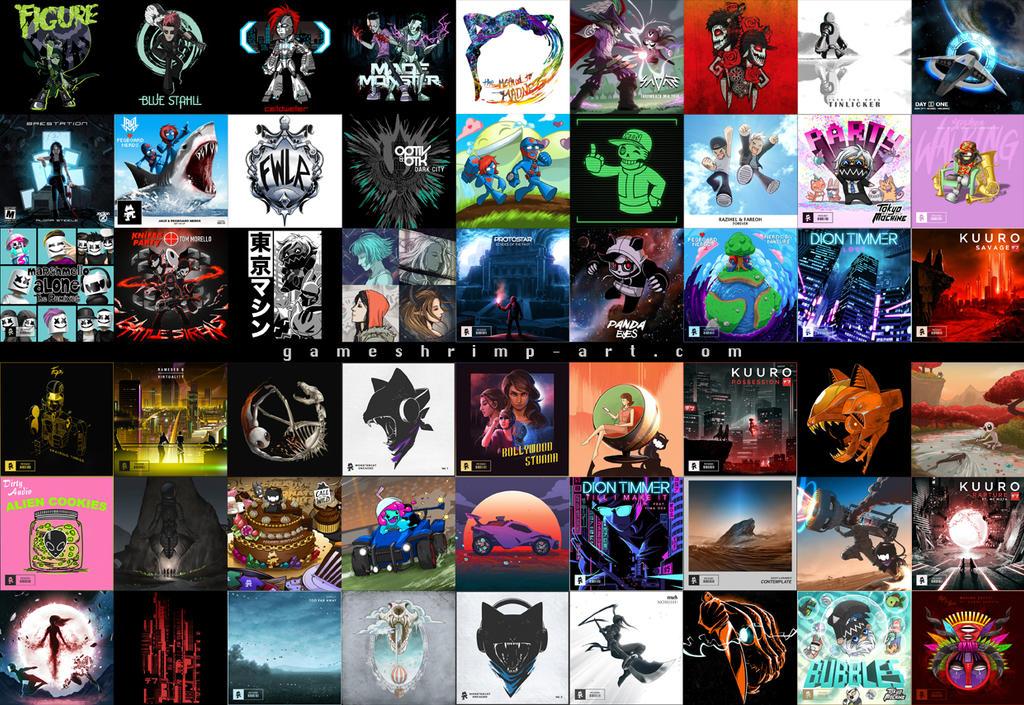 GameShrimp Collection 2017
