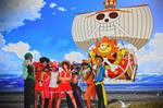 ONE PIECE 15 ANNIVERSARY - Mugiwara No Crew -