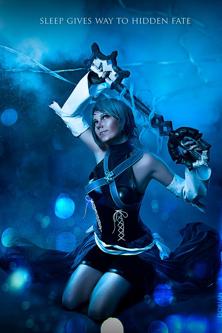 Aqua Kingdom Hearts Birth By Sleep Cosplay 05 by AdrianaLevi