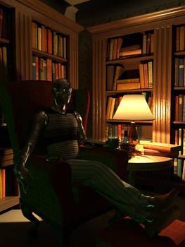 I, Robot by Guilhem-Bedos