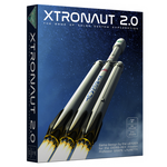 Xtronaut 2.0: The Game of Solar System Exploration by Guilhem-Bedos