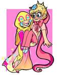 trickster rose and trickster john