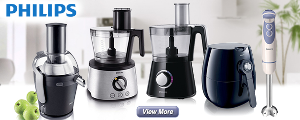 Promotional Banner: Philips Appliances by jennifertse on DeviantArt