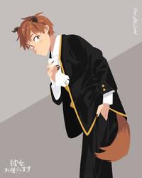 Kazuya Kinoshita {Kanokari} | Beast