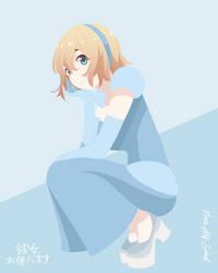 Mami Nanami {Kanokari} | Cinderella (After)