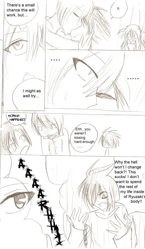 L's Kiss page 17 by Yamikaisu