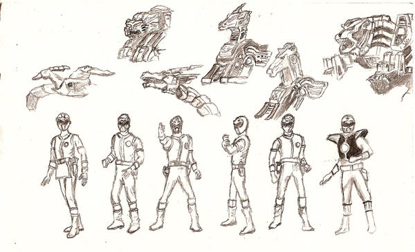 the lost power rangers by baddogg power rangers coloring pages - Blue Power Rangers Coloring Pages