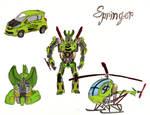 Autobot Springer colored