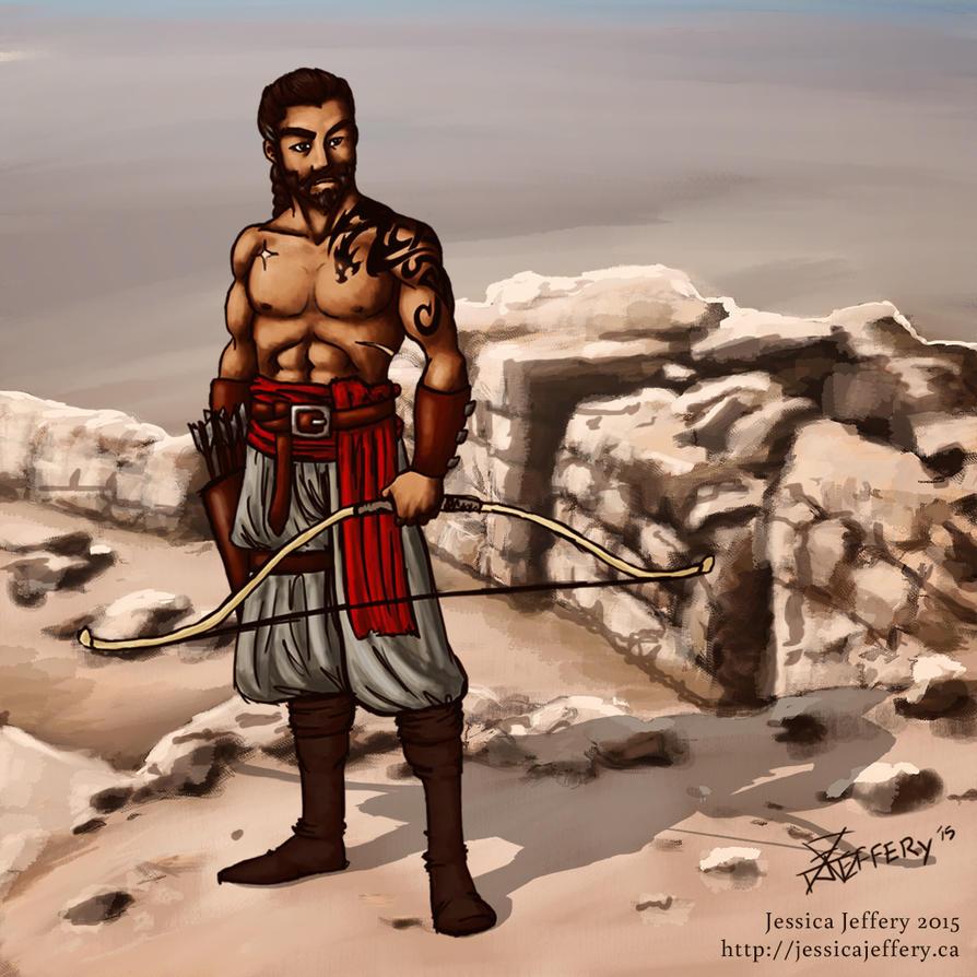 Emir by Trikucian