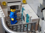 Lego Fallout 3 Vault: Vault Technician