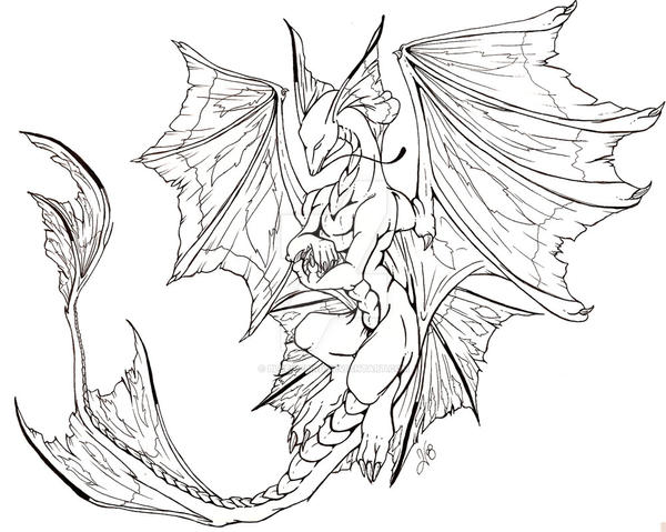 Mother fairy dragon by blueicebird on deviantart for Dragon and fairy coloring pages