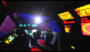 Black Scorpion Cockpit by Vince-T