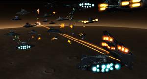 Calim VI: Gravity Sniper by Vince-T