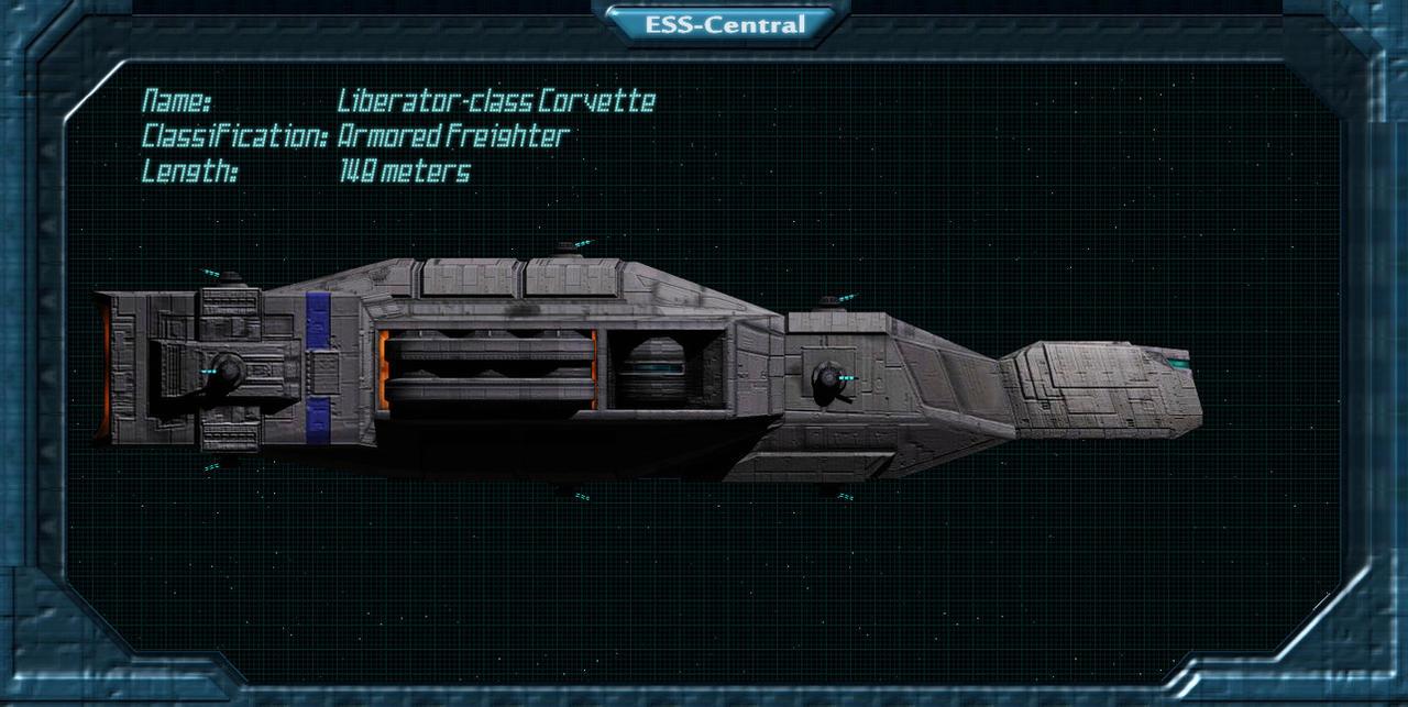 Techbase: Liberator-class CRV by Vince-T