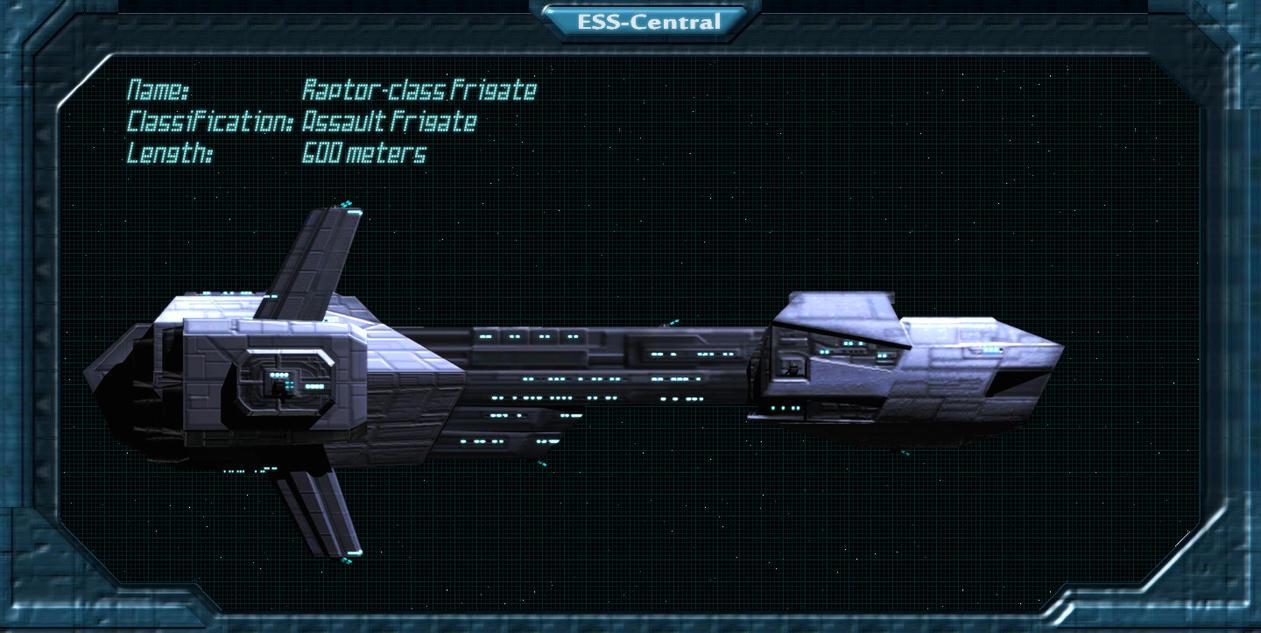 Techbase: Raptor-class Frigate by Vince-T
