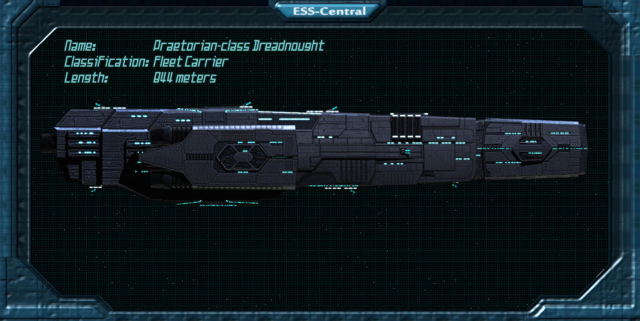 Techbase: Praetorian Dreadnt. by Vince-T