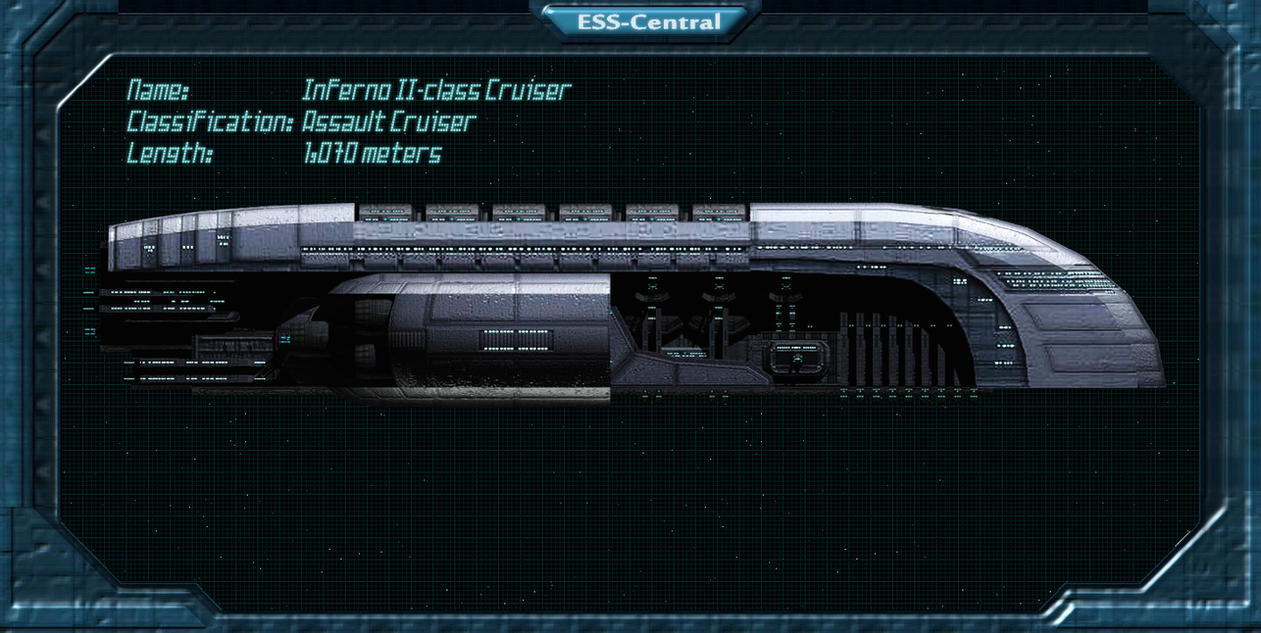 Techbase: Inferno II Cruiser by Vince-T