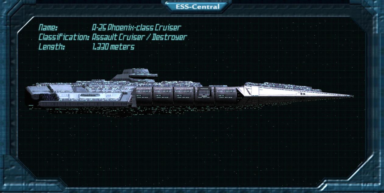 Techbase: Phoenix Cruiser by Vince-T