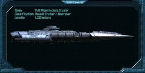 Techbase: Phoenix Cruiser