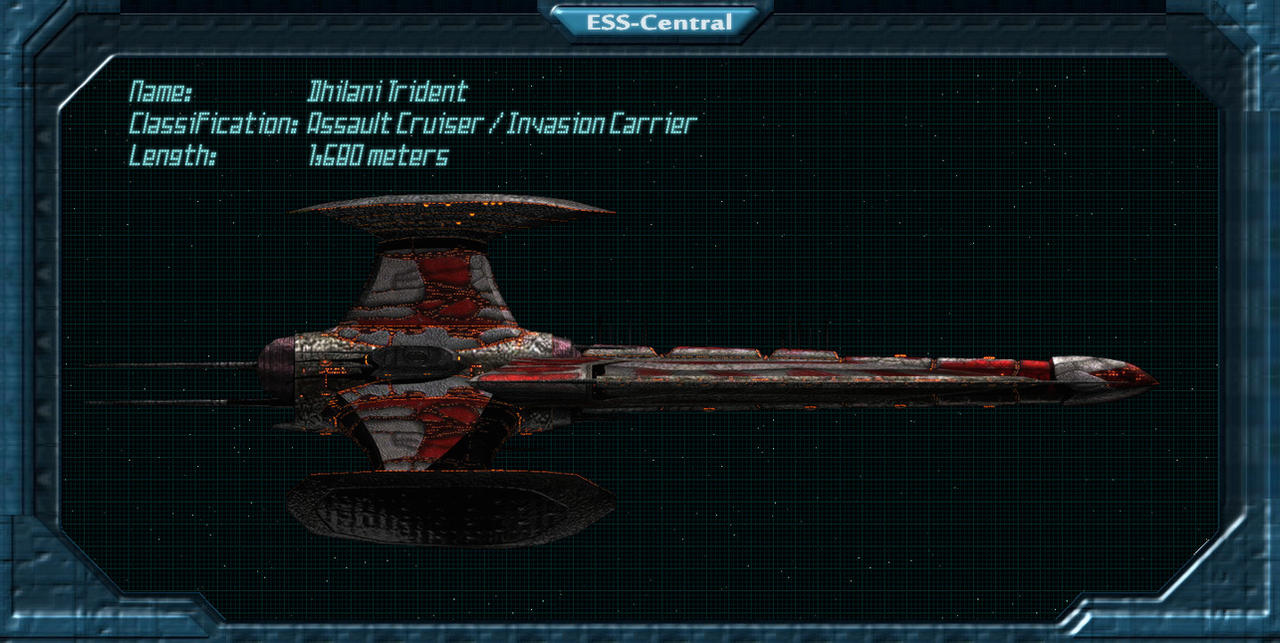 Techbase: Dhilani Trident by Vince-T