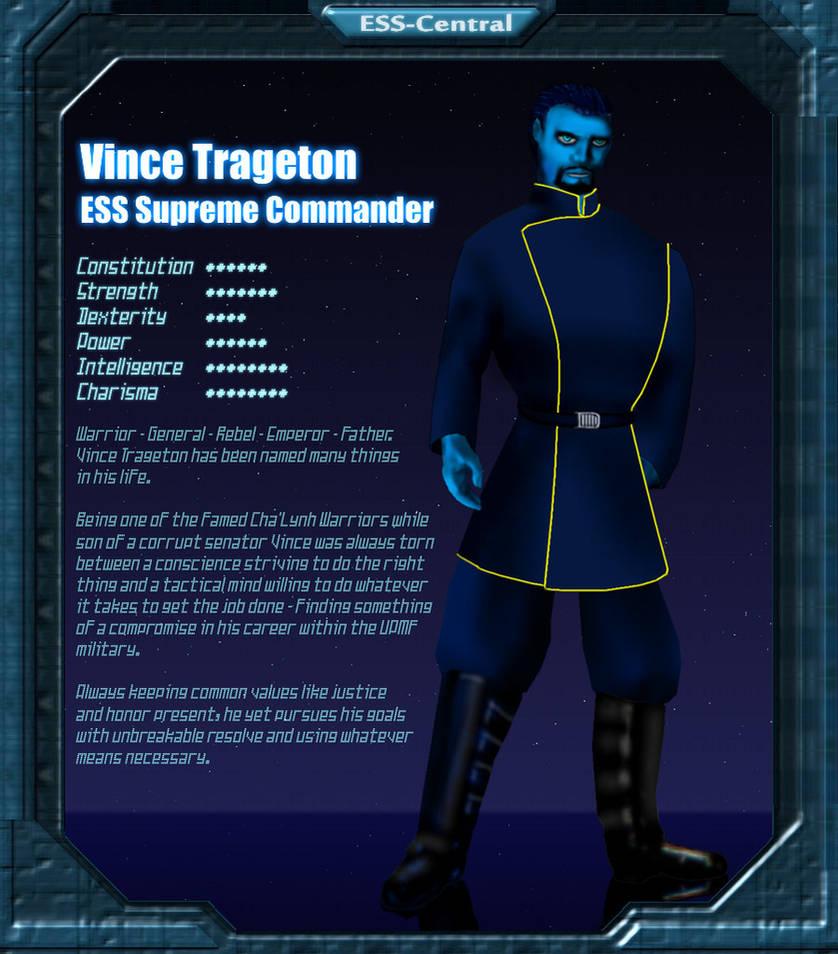 Charbase: Vince Trageton by Vince-T