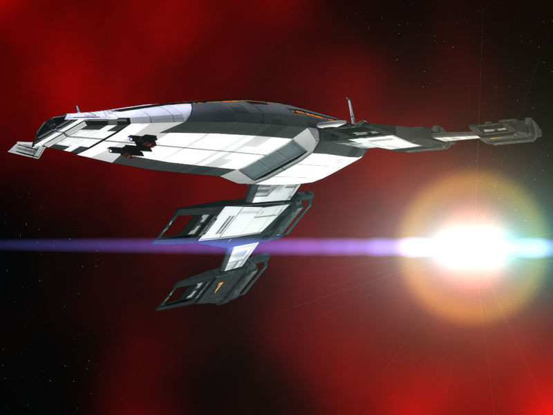 XWA: Normandy SR2 by Vince-T