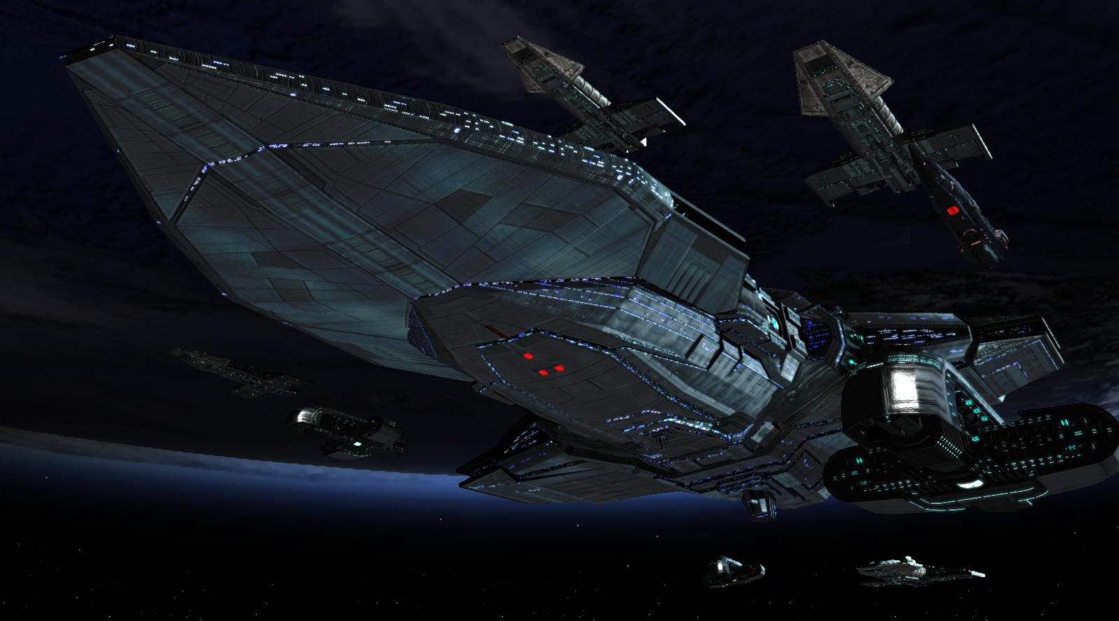 Traquia: Dark Side by Vince-T