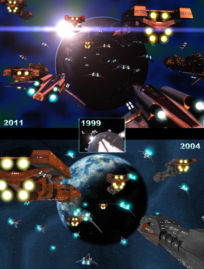 Escape - 1999 - 2011 by Vince-T