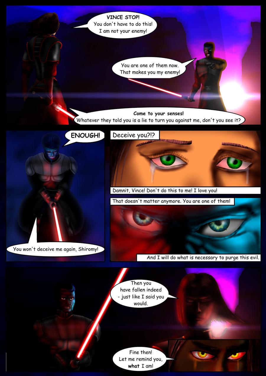 Moondance: Part 1: Confrontation by Vince-T