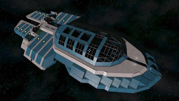 Sinicyan Maiden II-Explorer @ Space Engineers