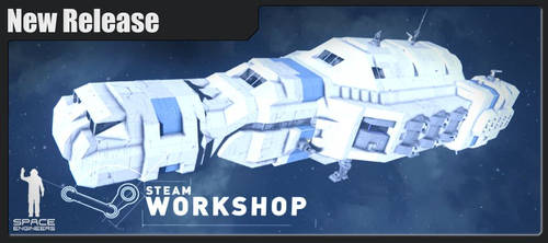 Principal-class Freighter @ Space Engineers