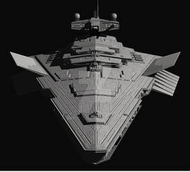 WIP Update: XWAUP Victory Star Destroyer Remake