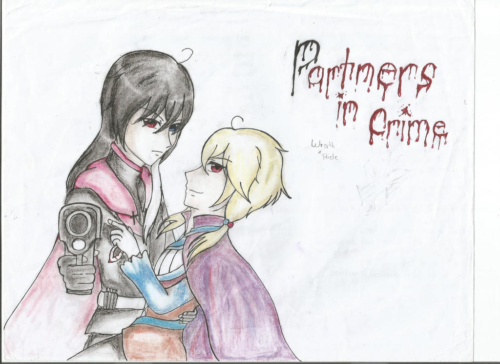 Partners in Crime by AceLight525519