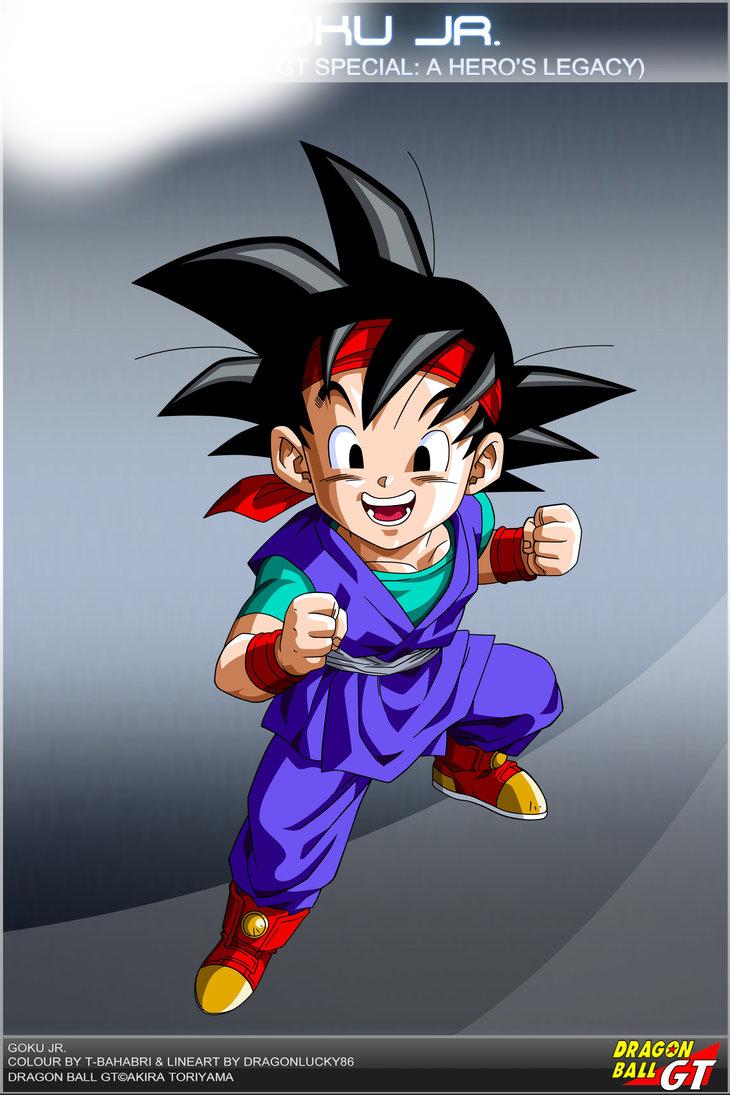 Render Goku jr. by Luks98 on DeviantArt