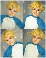 Mystic Messenger?? Yoosung Costest