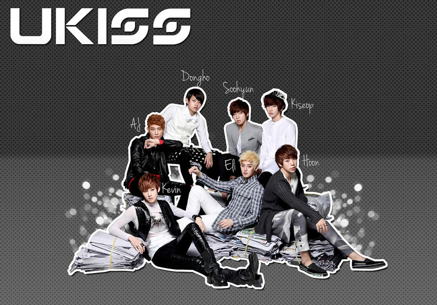 U-Kiss Wallpaper by Miki-Chan321