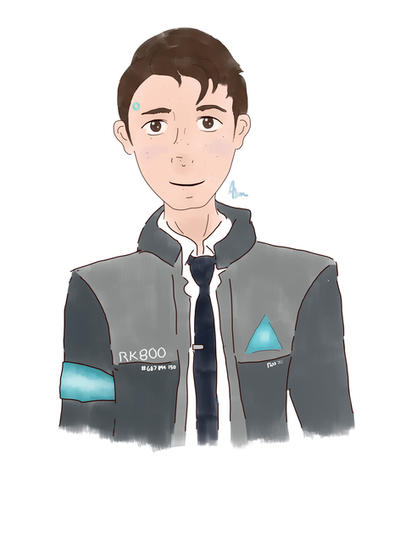 Connor, the best boy [bust] by BackFromHell666