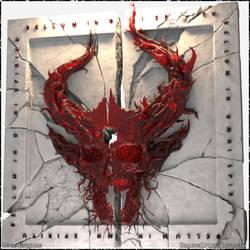 Demon Hunter: War ~ Funky Blood Red