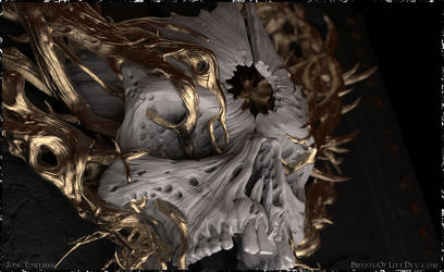Demon Hunter: War ~ Josh Style Lower Left