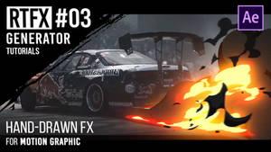 RTFX Generator tutorial #05: Super car