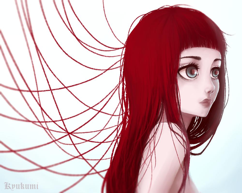 Red like Love by kyukumi on DeviantArt