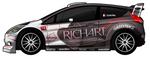 Ford Fiesta WRC by krejzifrik