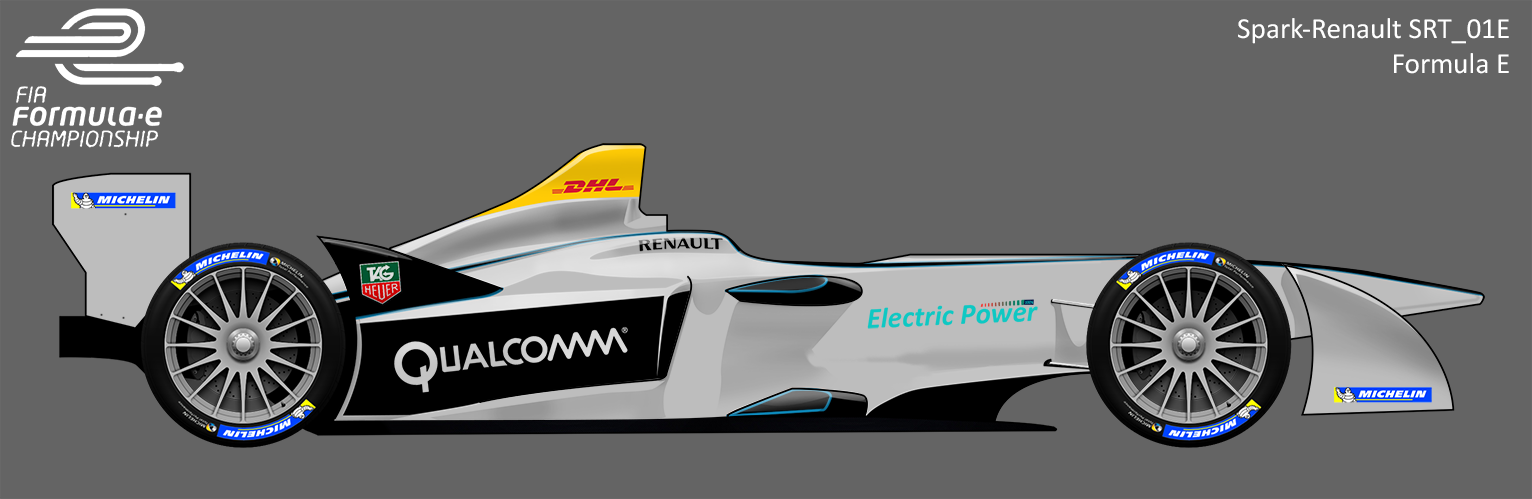 Formula E Promotional Livery by krejzifrik on DeviantArt