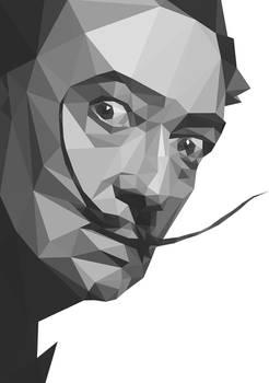 Salvador Dali Triangular