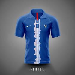 France Fantasy Kit