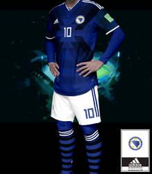 Bosnia and Herzegovina x Adidas x Fantasy 2019 kit