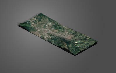 Sarajevo 3D