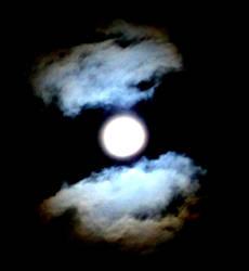 Blue Moon of 2009 by sonysimon