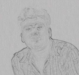 Portrait: Outline by sonysimon