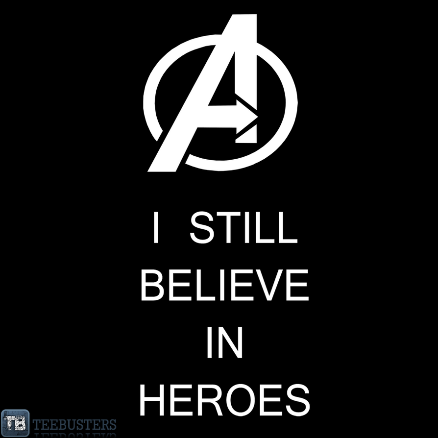 'I Still Believe in Heroes' by The Doctor by Teebusters